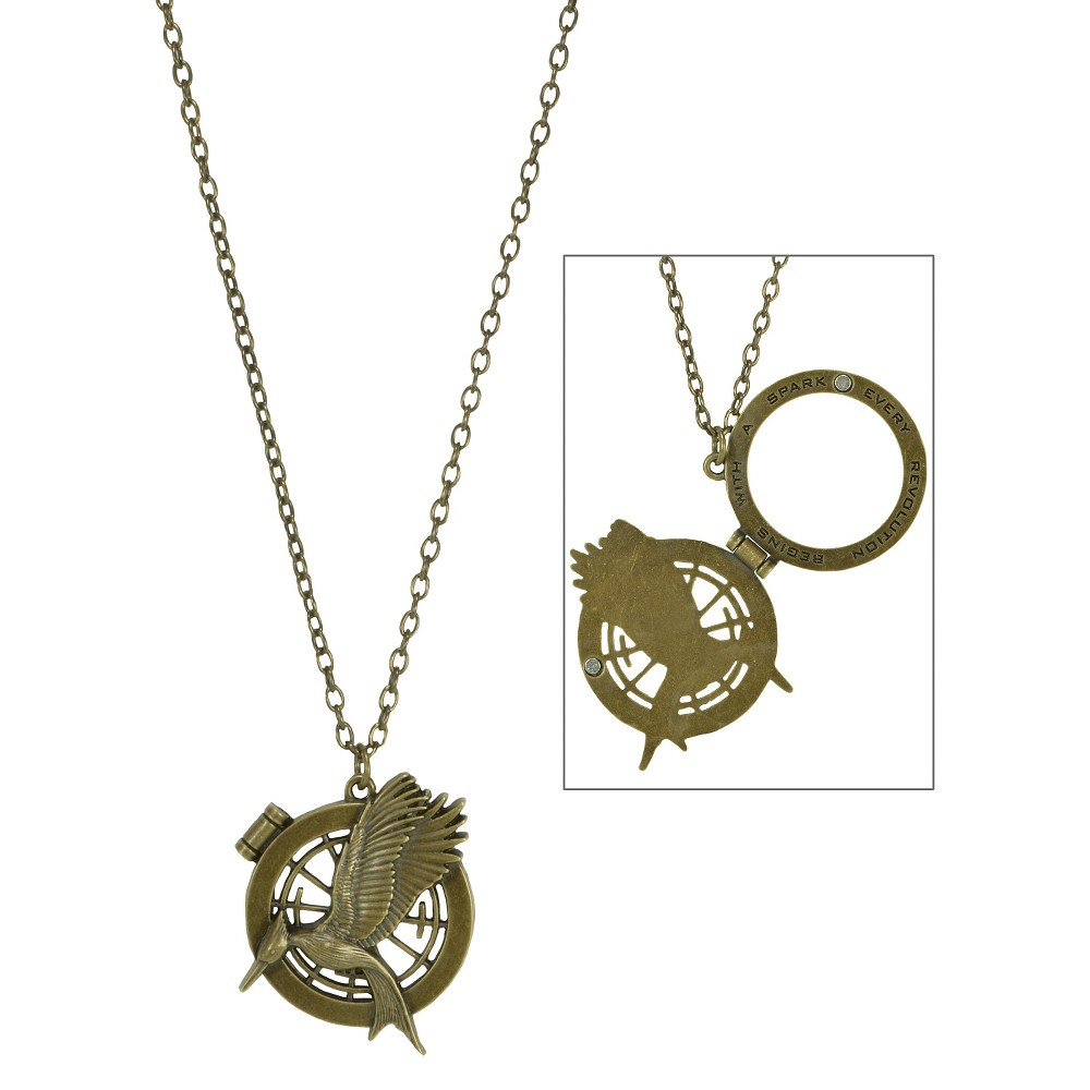 The Hunger Games: Catching Fire - Mockingjay Necklace by NECA