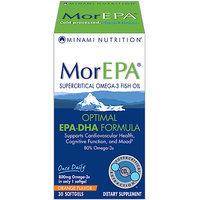 Garden Of Life Minami Nutrition MorEPA Optimal EPA DHA Formula 30 Softgels