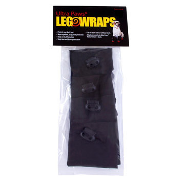 Pet Protective Footwear Ultra Paws XL Black