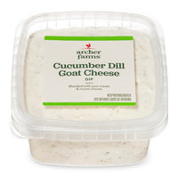 Archer Farms Cucumber Dill Goat Cheese Dip