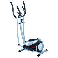 Sunny Health and Fitness Magnetic Elliptical Bike - Black