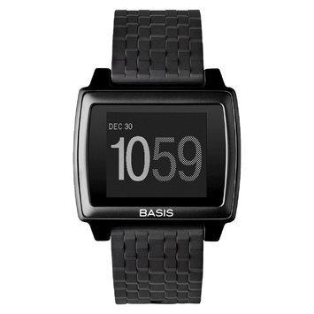Basis Peak Fitness Monitor - Matte Black