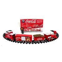 Lionel Coca-Cola Holiday G-Gauge Set