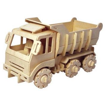 Regal Puzzled Dump Truck - 3D