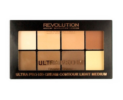 REVOLUTION HD Pro Powder Contour Light Medium