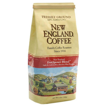 New England Coffee New England Eyeopener Blend 9oz