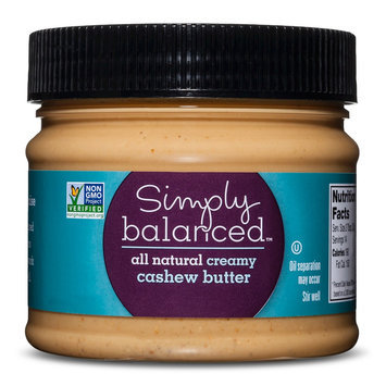 Simply Balanced Cashew Butter 16oz