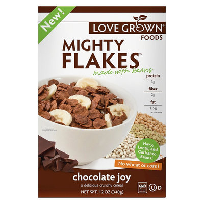Love Grown Foods, Llc Love Grown Chocolate Power O's 10 oz