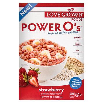 Love Grown Foods, Llc Love Grown Strawberry Power O's 10 oz