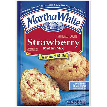 Martha White : Muffin Mix Strawberry