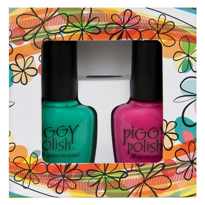 Piggy Polish Oh! The Places You Will Go Back To School 2-pack