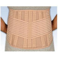 THERALL HEAT RETAINING BACK SUPPORT, XL - RETAIL - 53-5377
