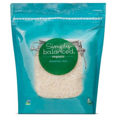 Otis Mcallister, Inc. Simply Balanced Organic Jasmine Rice 30-oz.