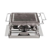 Paderno World Cuisine Stone Grill Set