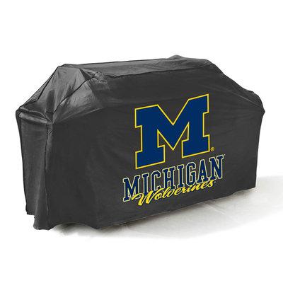 Mr. Bar-b-q Mr. Bar-B-Q Michigan Wolverines Grill Cover