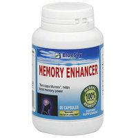 BlueSky Herbal Memory Enhancer Herbal Supplement