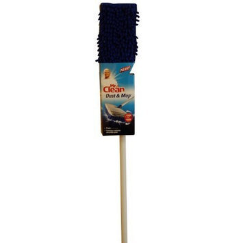 Mr. Clean 446956 Microfiber Dust N Mop