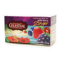 Celestial Seasonings Caffeine Free Herbal Tea Wild Berry Zinger