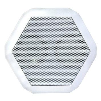 Boombotix Rex Bluetooth Portable Speaker White, One Size