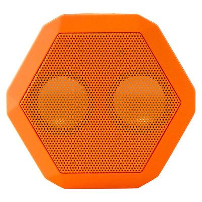 Boombotix Rex Bluetooth Portable Speaker Orange, One Size