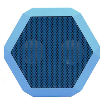 Boombotix Rex Bluetooth Portable Speaker Blue, One Size