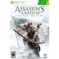 Ubi Soft Assassin's Creed III: Limited Edition - Xbox 360