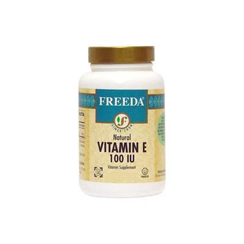 Freeda Kosher Vitamin E 100 IU 100 TAB