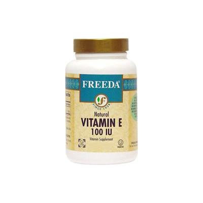 Freeda Kosher Vitamin E 100 IU 100 TAB