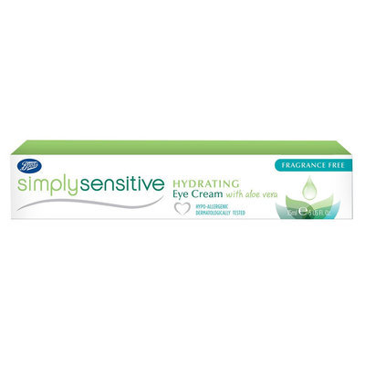 Boots - Simply Sensitive Hydrating Eye Cream 15ml