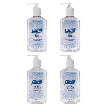 Quest Purell Advanced Instant Hand Sanitizer - 12 oz (4 Pack)
