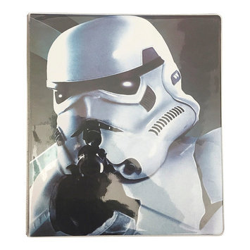 Innovative Designs Ring Binder Multi-colored Star Wars 8.5