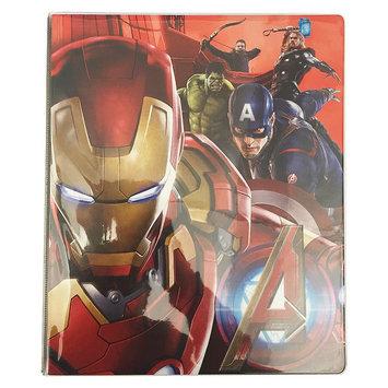 Innovative Designs Ring Binder Multi-colored Marvel 8.5