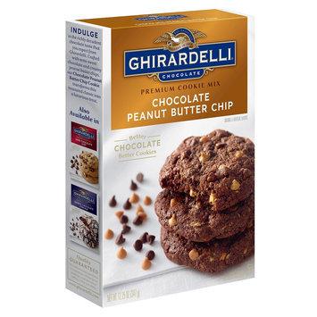 Ghirardelli Chocolate Peanut Butter Premium Cookie Mix
