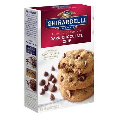 Continental Mills Ghirardelli Dark Chocolate Chip Premium Cookie Mix 16.75oz