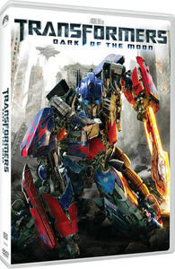 Transformers Transformers: Dark of the Moon DVD