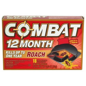 Clorox Combat 12 Month Roach Bait