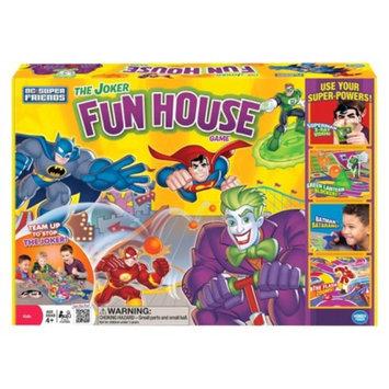 DC Super Friends The Joker Fun House Game