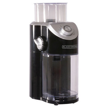 Black & Decker Black + Decker Burr Mill Coffee Grinder