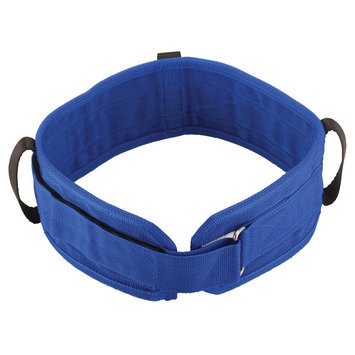 Nova Heavy Duty Gait Belt - Blue(48