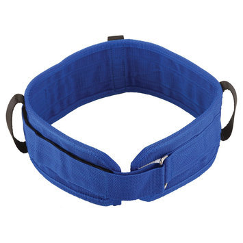 Nova Heavy Duty Gait Belt - Blue(36