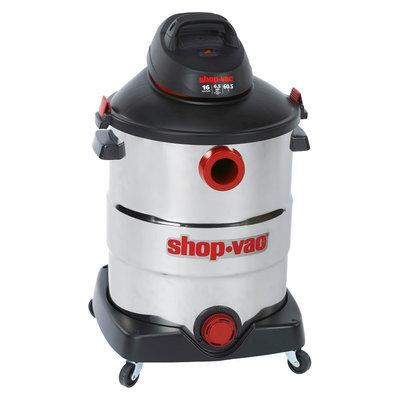 Shop Vac ShopVac 16 Gallon SS Wet/Dry Vacuum