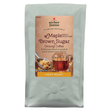 Coffee Bean International Archer Farms Maple Brown Sugar grd 12oz