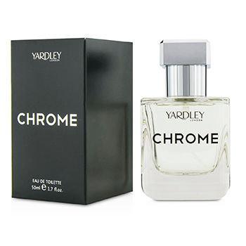 Yardley Chrome Eau De Toilette Spray 50ml/1.7oz