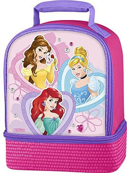 Pink Disney Princess Lunch Box