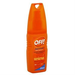 Off Insect Repellents Off Active Insect Repellent Spritz - 3 Oz