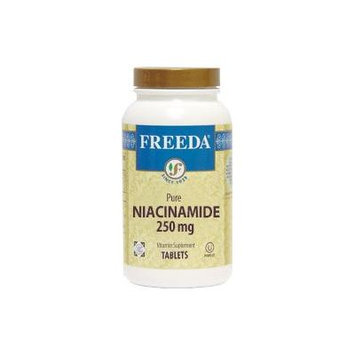 Freeda Kosher Niacinamide 250 Mg. 100 TAB