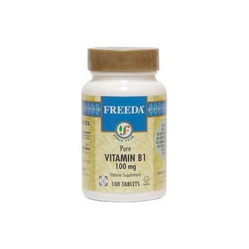 Freeda Kosher Vitamin B-1 100 Mg. - 100 TAB