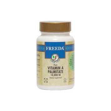 Freeda Kosher Vitamin A Palmitate 10-000 I.U. 100 TAB