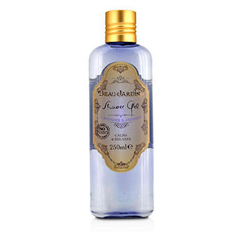 Healthcote & Ivory Beau Jardin Lavender & Jasmine Shower Gel 250ml/8.45oz