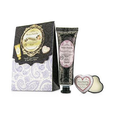 Beau Jardin Lavender & Jasmine Hand & Lip Set